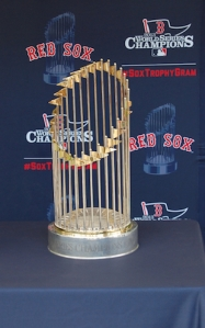 The 2004 World Series Trophy