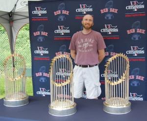 Davis WS trophies